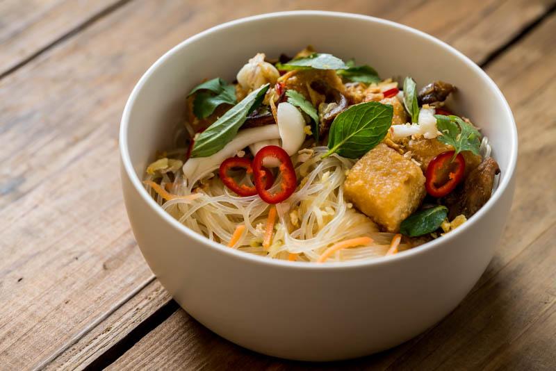 Chilled Glass Noodle Salad